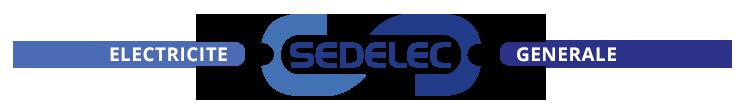 Logo Electricien Rouen et Darnétal Sedelec