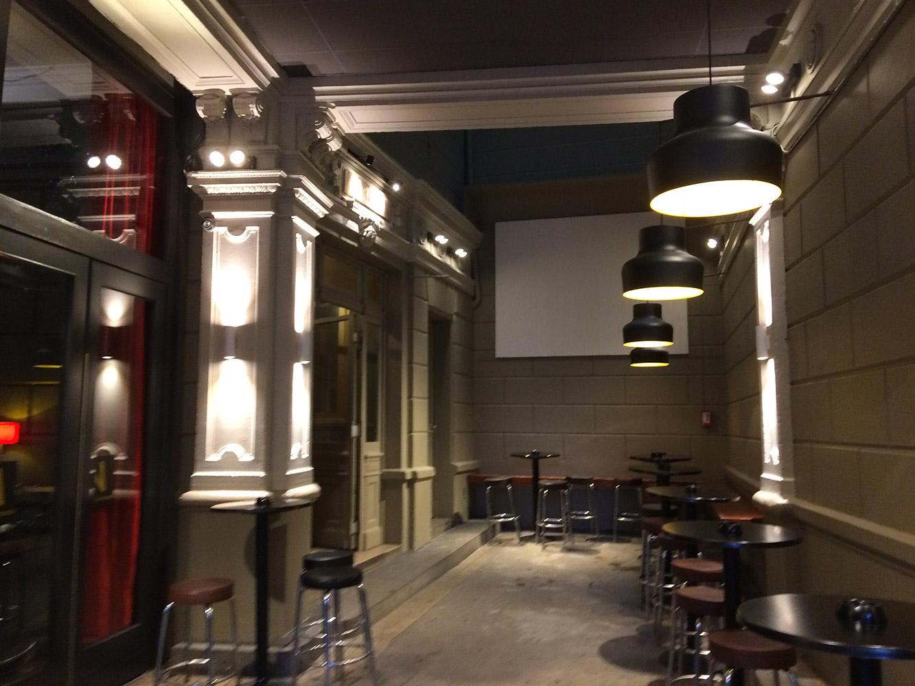 Rénovation électrique au Vicomté en plein coeur de Rouen