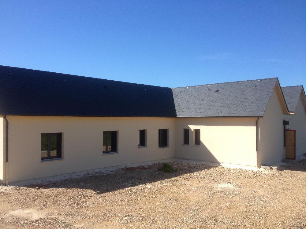 Installation électrique d'une maison neuve à Croisy sur Andelle