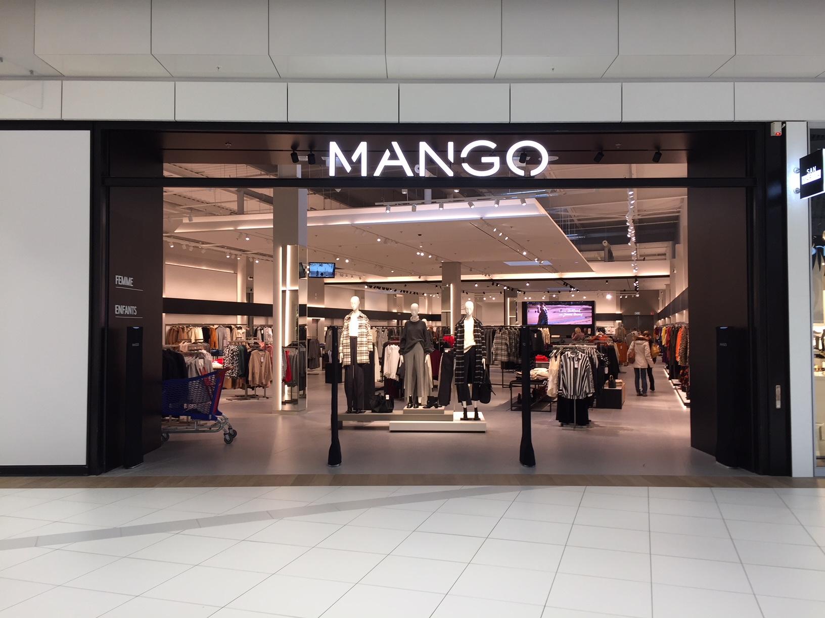 L'entreprise d'électricité générale Sedelec électricité a été sollicitée pour effectuer la rénovation et l'installation électrique complète du magasin Mango à Guichainville.
